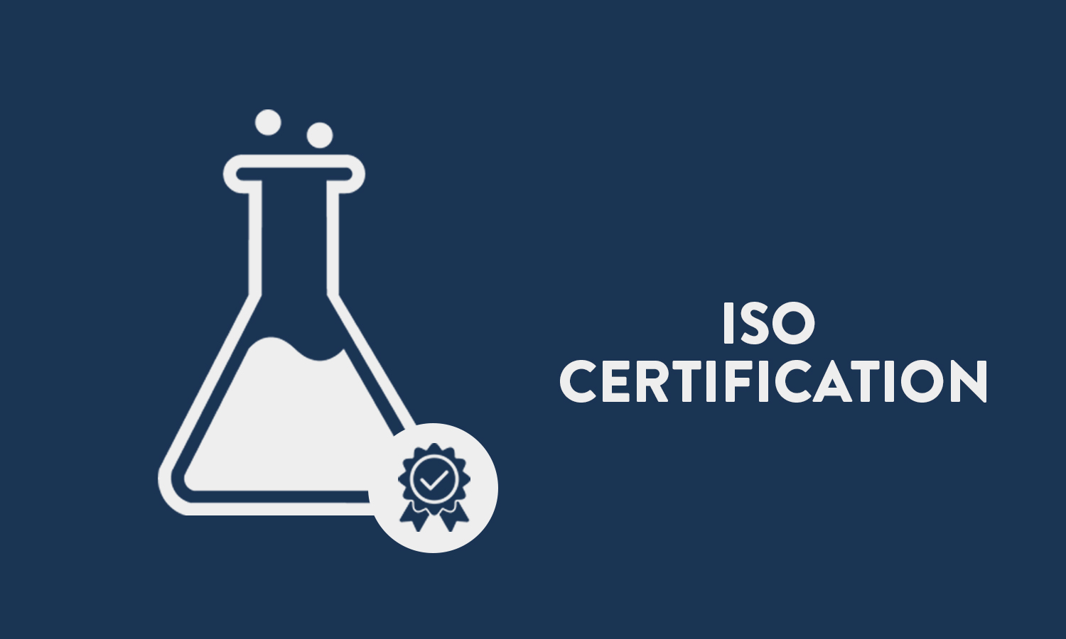 ISO-certified Laboratories