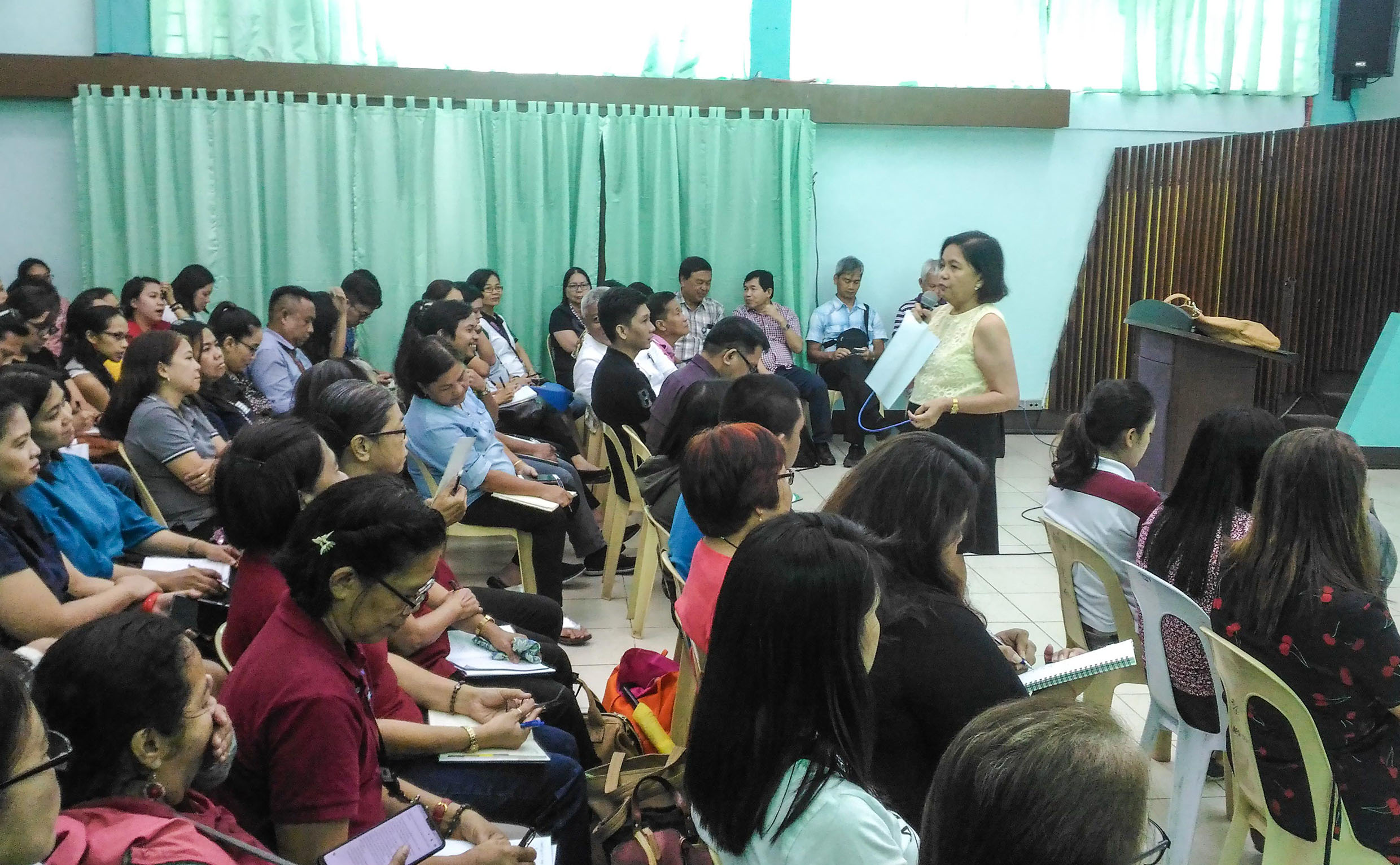 UPLB holds 5th APFC-APC dialogue on faculty matters
