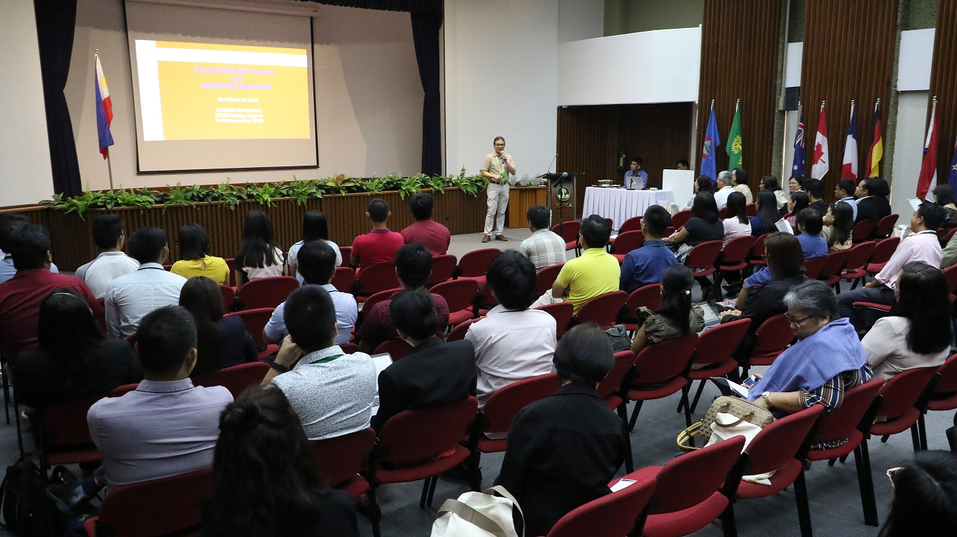 UPLB hosts 15th FORESPI int'l conference
