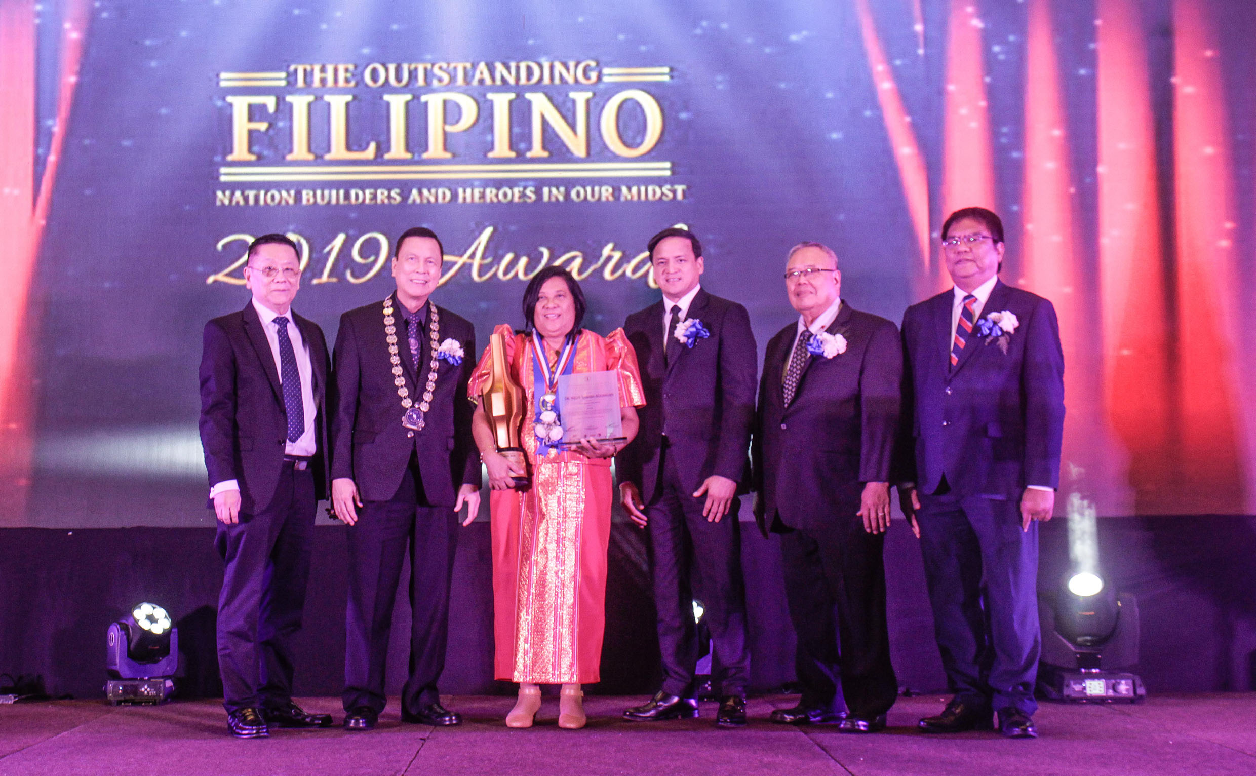 UPLB scientist receives TOFIL Award