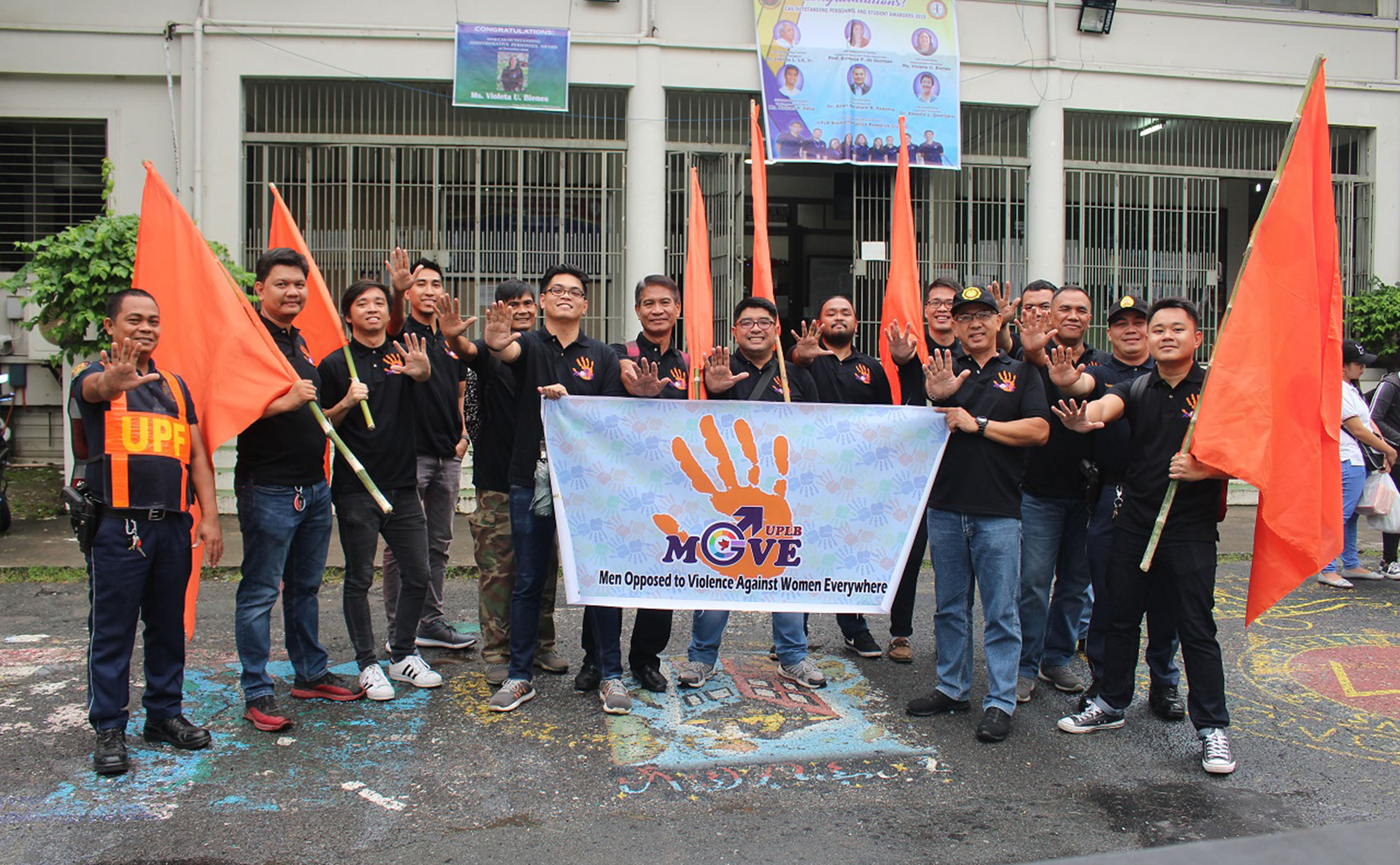 UPLB joins nationwide call to end VAW