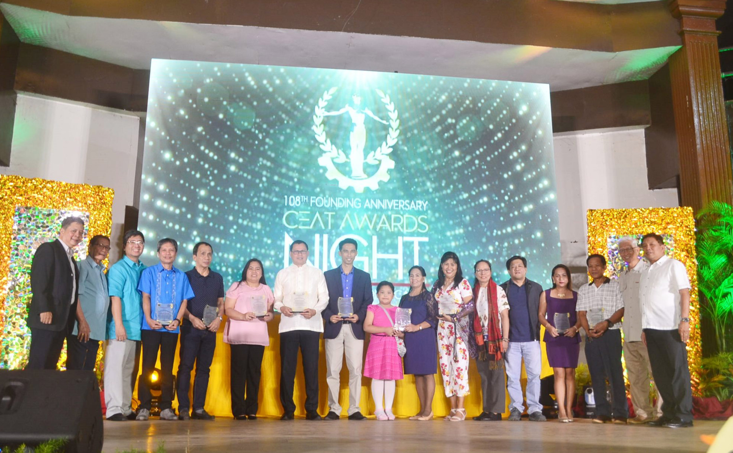 CEAT celebrates 108th founding year