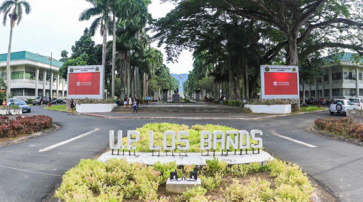 Even in the midst of need, UPLB extends a helping hand