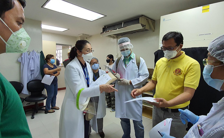 UPLB mobilizes for COVID-19 R&D and testing center establishment