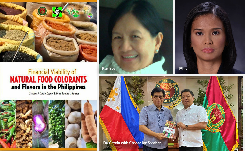 Natural food colorants book gets NAST award