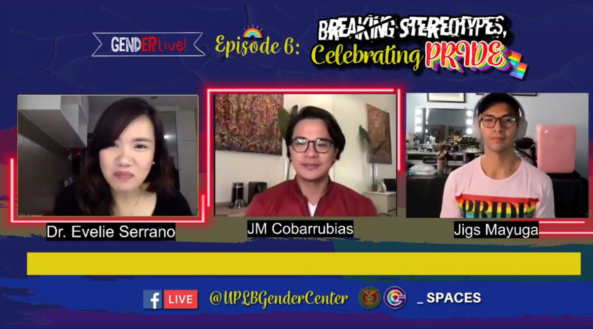 UPLB-GC talks about 'coming out' in Pride Month webinar
