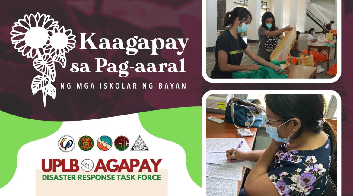 UPLB launches Agapay Program for disaster relief