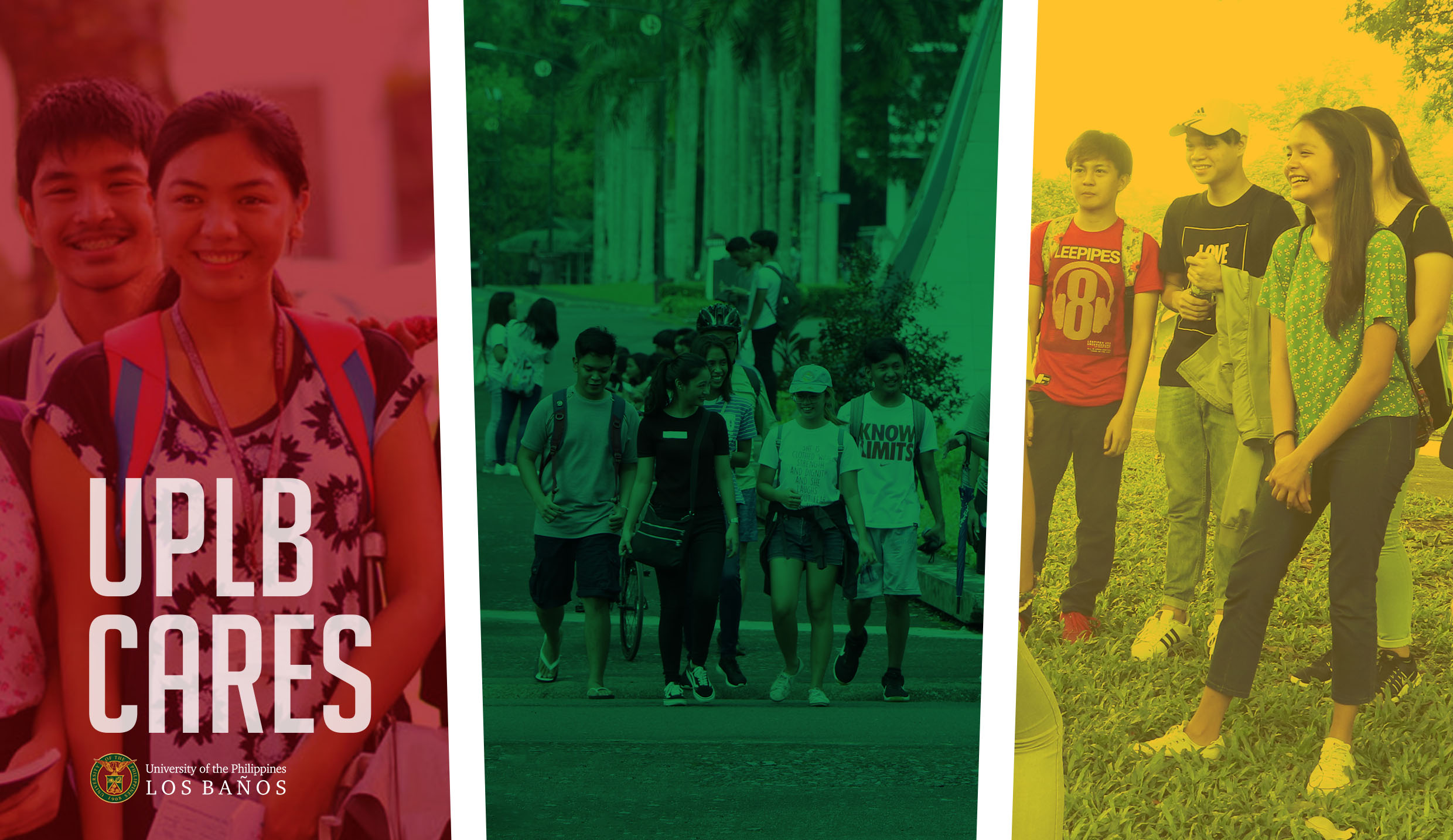 UPLB launches UPLB CARES to assist students in remote learning