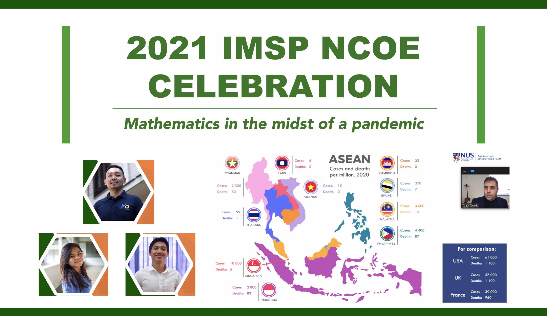 IMSP highlights mathematics for health