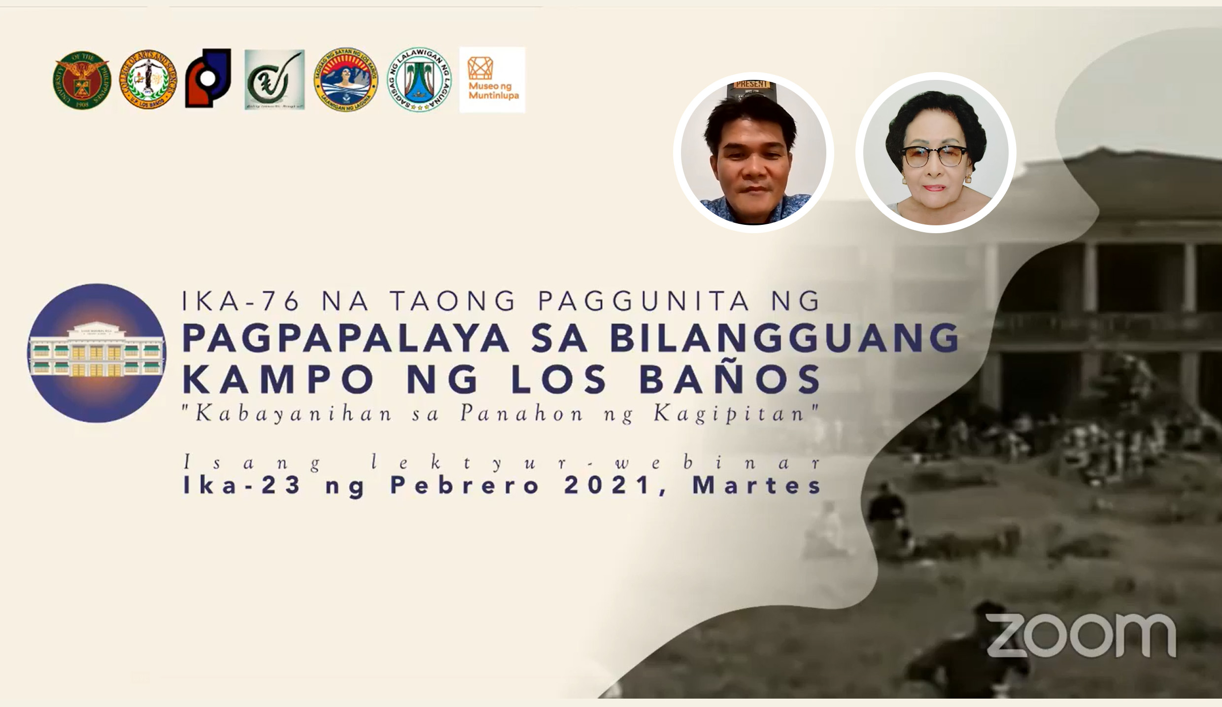 UPLB remembers the Liberation of Los Baños