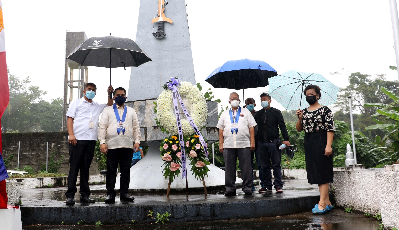 UPLB marks 76th Los Baños Raid anniv with LB