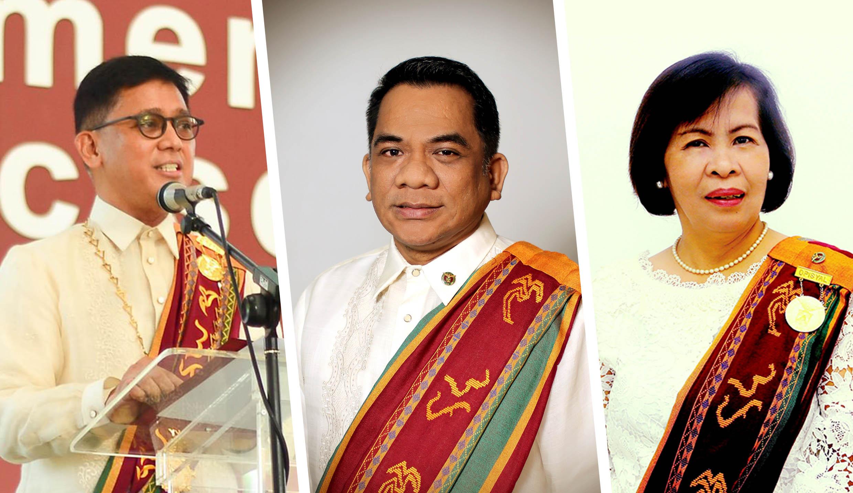 Three UPLB-CEM alumni are chancellors of UP System constituent units