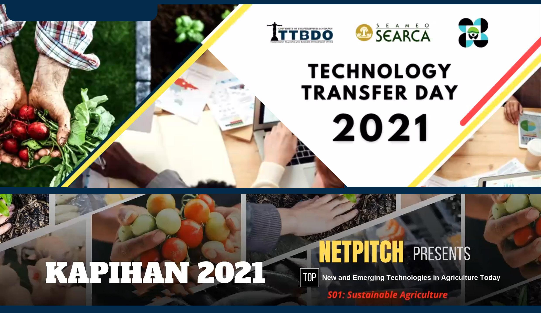 """TTBDO holds seminar and """"NETPITCH"""" on techno transfer day 1"""