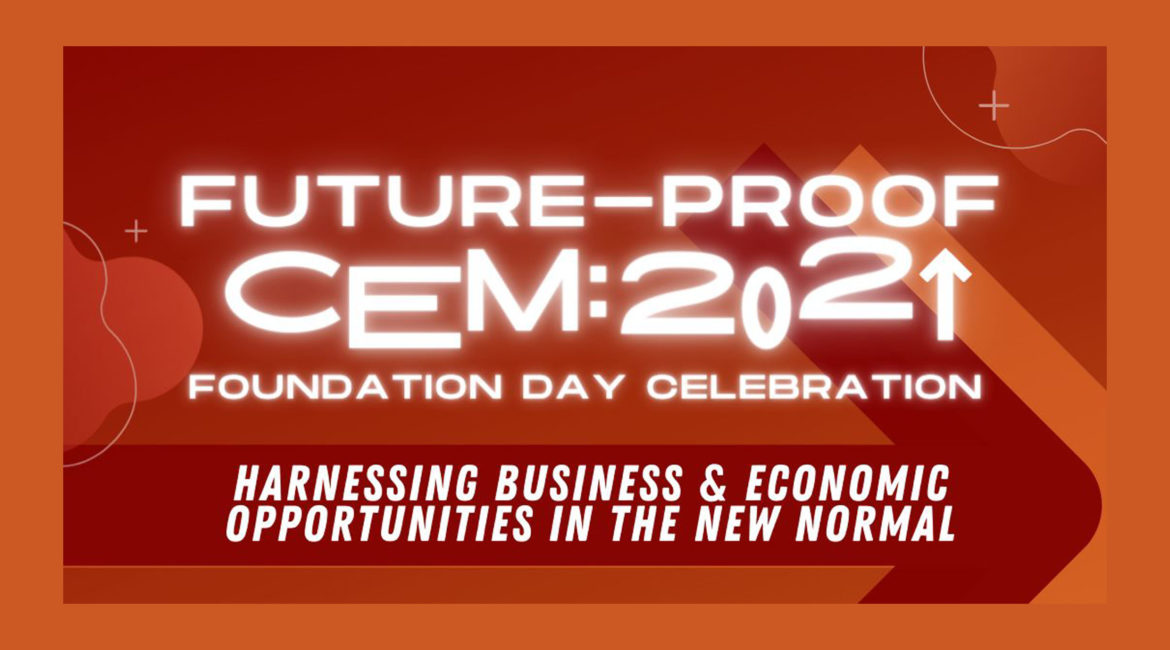 CEM to mark its 34th year on July 27-30