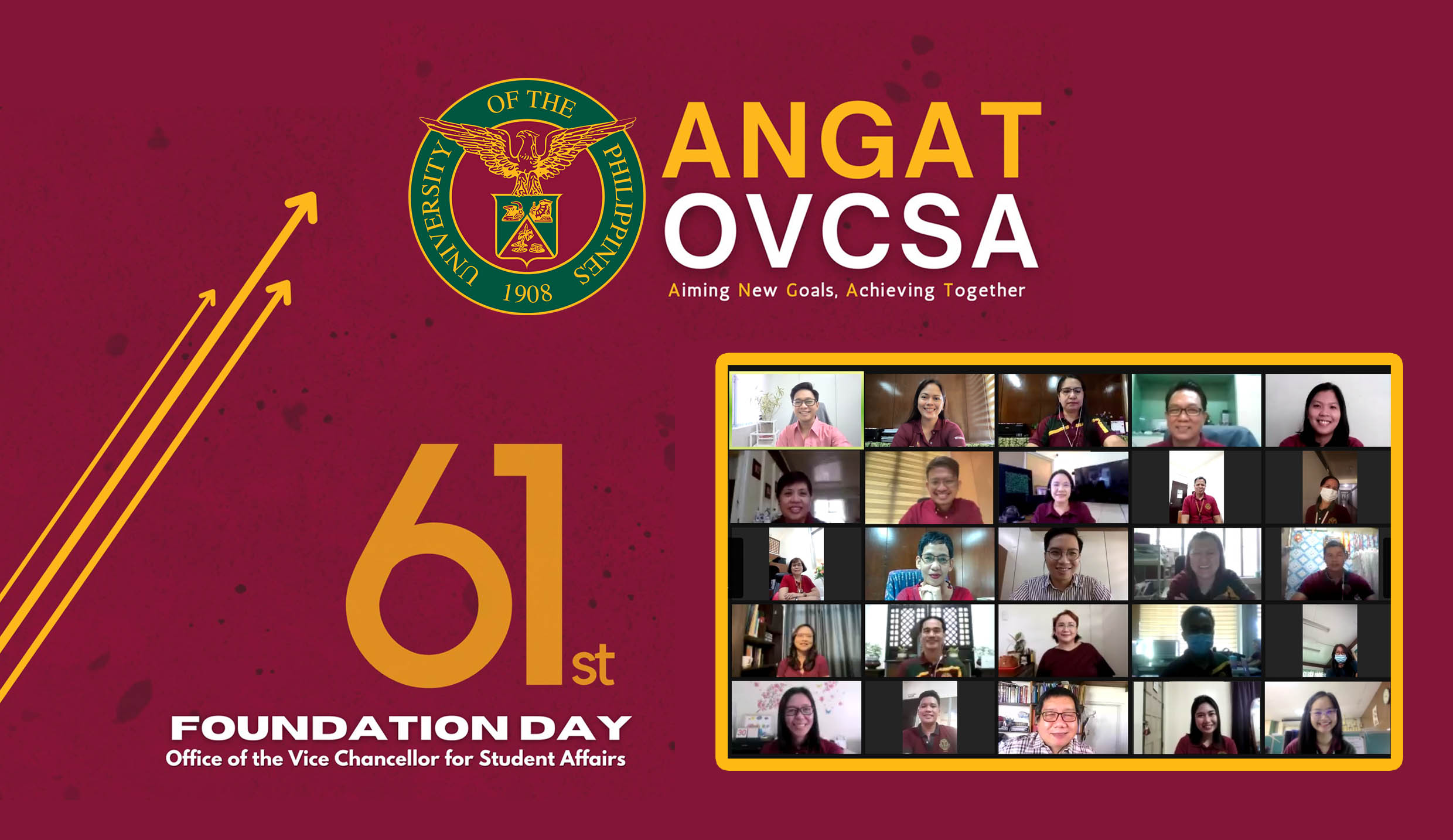OVCSA marks its 61st Foundation Day