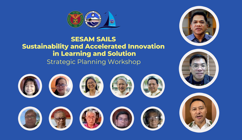 SESAM sets sail under new dean with strategic planning workshop