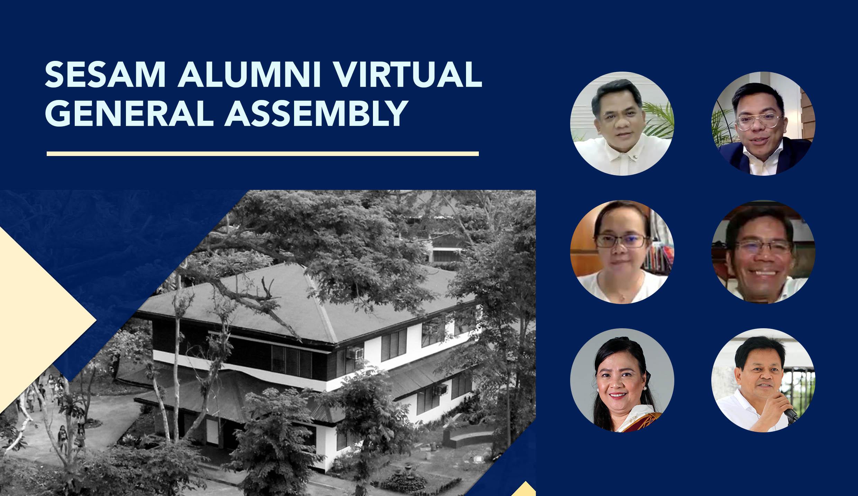 SESAM gathers alumni for a virtual reunion