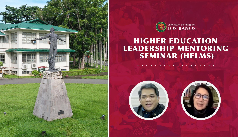 UPLB officials attend seminar on leadership mentoring