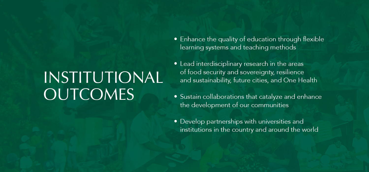 Institutional Outcomes