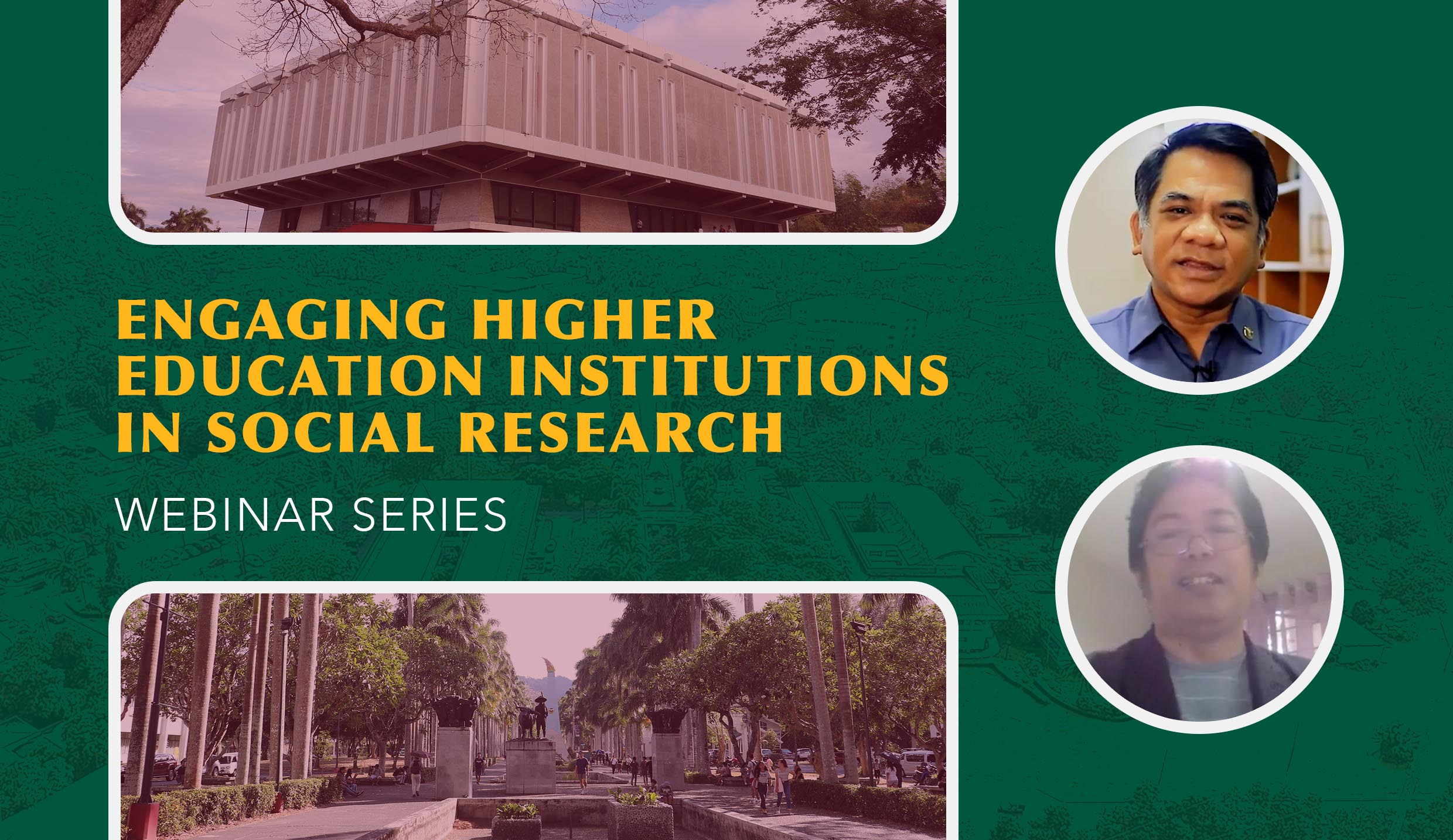 OIDHE conducts webinar series on social research for 27 HEIs
