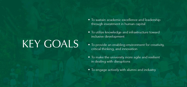 UPLB Key Goals