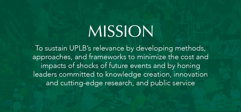 UPLB Mission