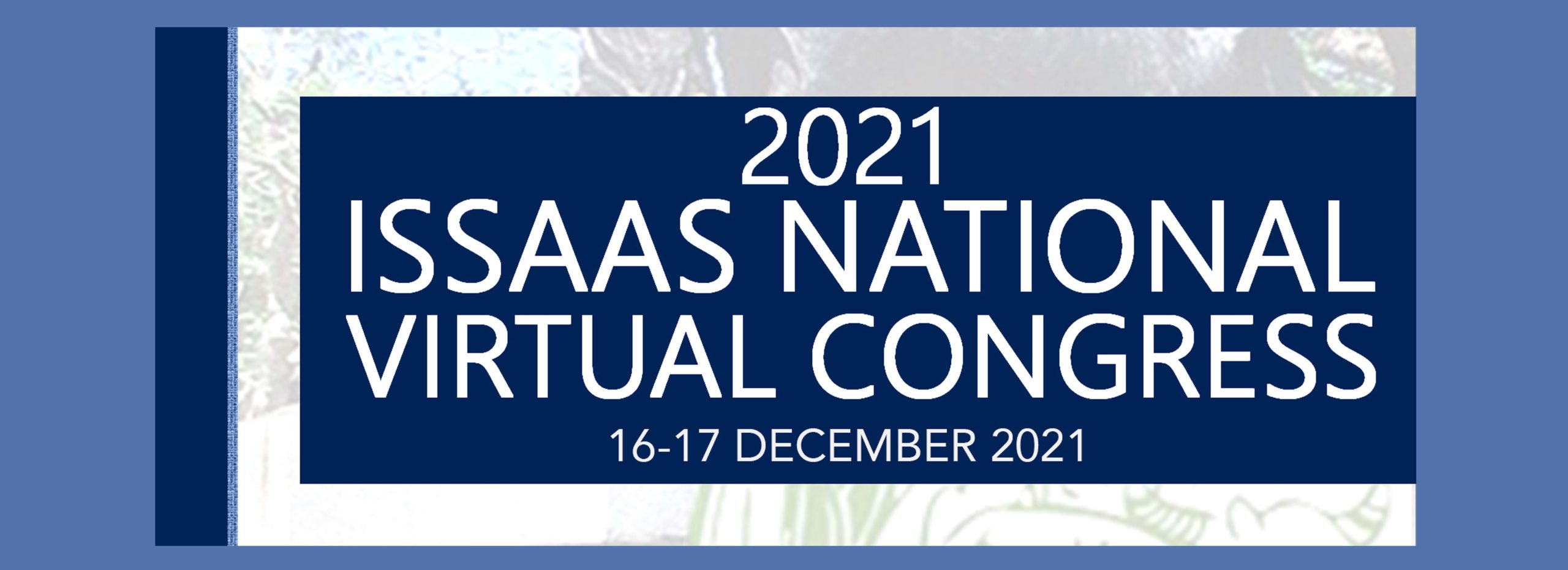 2021 ISSAAS National Virtual Congress